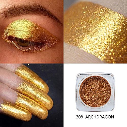 Beauty Essentials 24 Colors Eye Shadow Makeup Powder Monochrome Eye Shadow Powder Baby Bride Make Up Shine Powder Pearl Powder Tslm1