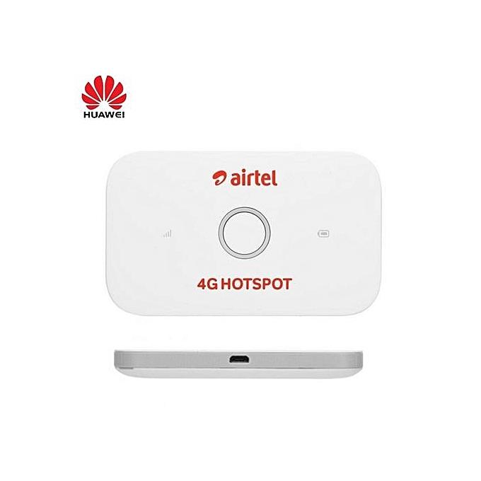 E5573cs-609 Portable Modem Wifi Router Hotspot Wireless Wifi Modem Sign  Random White