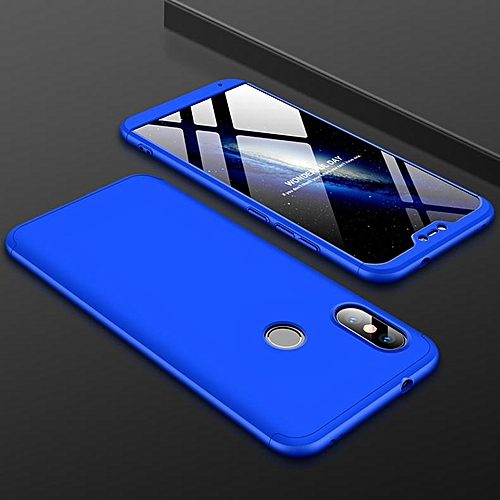 100% authentic ab1c7 54f9b For Xiaomi Redmi 6 Pro Case 360 Degree Protected Full Body Phone Case For  Redmi6 Pro Case Shockproof Cover