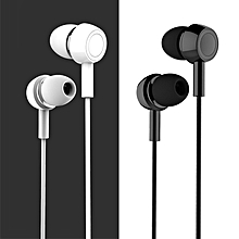 USAMS EP 12 In ear Waterproof Wired Control Electroplated Earphone Headphone With Mic