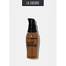 Liquid Foundation Makeup with Pump- B/Bronze