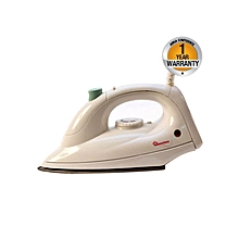 RM/179- Dry & Spray Iron- White.