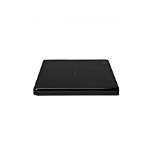 8X USB 2.0 Super Multi Ultra Slim Portable DVD Writer Drive - Black