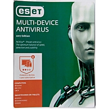 ESET Multidevice Antivirus - 2 User License