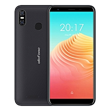 S9 Pro,  2GB+16GB, Dual Back Cameras,  Face ID & Fingerprint Identification, 5.5 inch Android 8.1 MTK6739 Quad-core 64-bit up to 1.3GHz, Network: 4G, Dual SIM(Black)