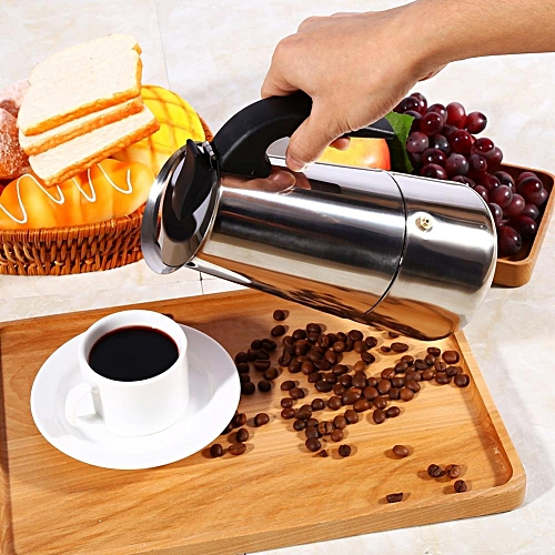 buy universal stainless steel percolator pot coffee maker stove ...