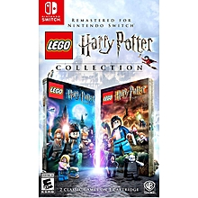 Switch Game Lego Harry Potter Collection