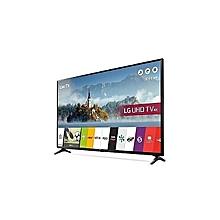 "49UJ634V - 49"" 4K UHD SMART TV  - Black"