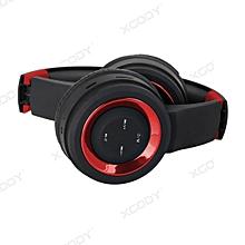 XGODY Noise Cancelling Wireless Bluetooth Headphones Headset Foldable Earphone