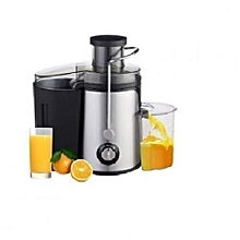 Juice Extractor - Silver & Black