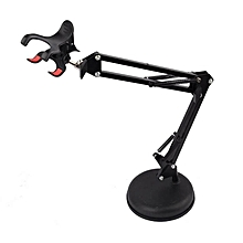 360 Degree Rotating Universal Cantilever Single Mobile Phone Disc Desktop Stand