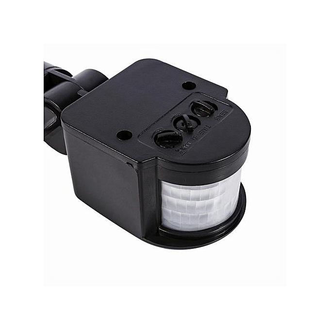 75bd608cf2b1 Generic LED Outdoor 90~250V Infrared PIR Motion Sensor Detector 180 Degree  Security Wall Light Switch