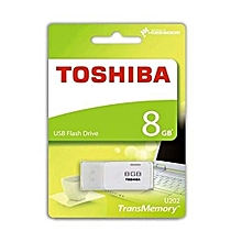 8GB Toshiba Flash Disk - High Speed USB