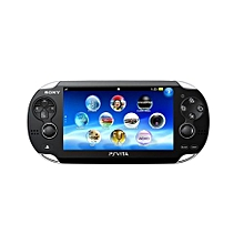 PS Vita with WiFi  - Black