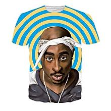 New Women Men Fashion 3D T Shirt Tupac Shakur 2Pac T-shirt Hip Hop Rap Tees Camisetas Tops Shirts Plus Size-02