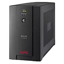 Back UP UPS - 1400VA - Black