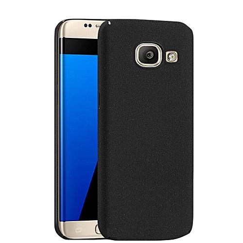 "Samsung Galaxy J5 Prime 5.0"" Back Cover - Black With Matt Finish"