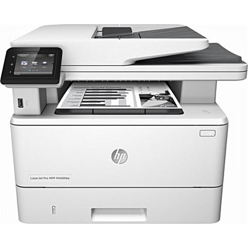 HP LaserJet Pro MFP M426dw - multifunction printer (B/W) - White