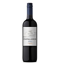 Zapallar Merlot Red Wine - 1.5L