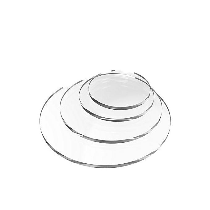 buy universal 3mm circle discs board acrylic sheet perspex