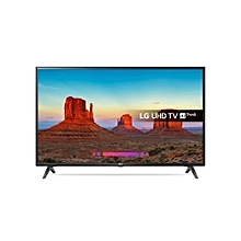 "43UK6300PVB  - {43""  Smart UHD 4K LED TV."
