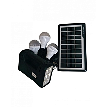 Rechargeable Lighting System-Black