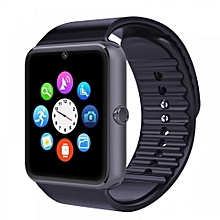 Smart Watch Phone C-212 For Android and Apple - Black