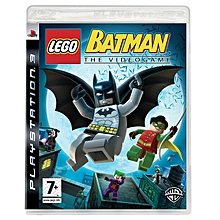 PS3 Game Lego Batman The Video Game