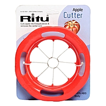 Apple Cutter Red .