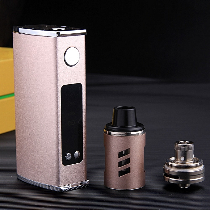 BIGBOX MINI 80W Electronic Cigarette with 2200mAh Battery Vape Mod Box  Vaporizer E Cig Smoke LED Smoking Kit e Cigarettes