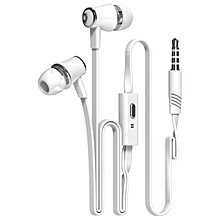 Xiuxingzi_Universal 3.5mm In-Ear Stereo Earbuds Earphone With Mic For Cell Phone WH
