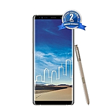 Samsung galaxy note 8, 6.3'' 64GB-6GB RAM DUAL sim 12MP+8MP - MAPLE GOLD