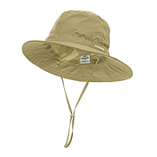 Naturehike NH17M005-A HT01 UV-Protective Foldable Beach Breathable Waterproof Outdoor Hat