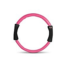 Pilates Squeeze Ring - Pink & Black