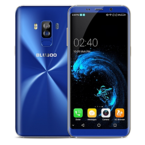 Bluboo S8 5.7 inch 4G Smartphone Android 7.0 3GB RAM 32GB ROM