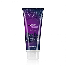 Warm Night Body Cream - 226g