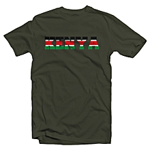 Jungle Green T- Shirt_Kenya