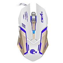 2.4G Adjustable 7 Buttons Optical USB Wired Gaming Game Mouse for PC Laptop  WH