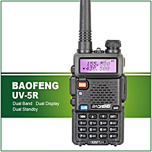 Baofeng walkie Talkie UV-5R Dual Band Walkie-Talkie FREE Earpiece UV5R up to 15km range (optional)