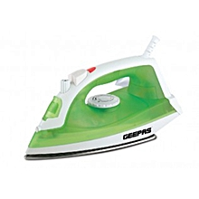 GSI7783 - Steam Iron-Wet and Dry - Green and White