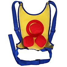 Catch And Toss Game Sticky Shirts & Balls Children Kids Interactive Sports Toys