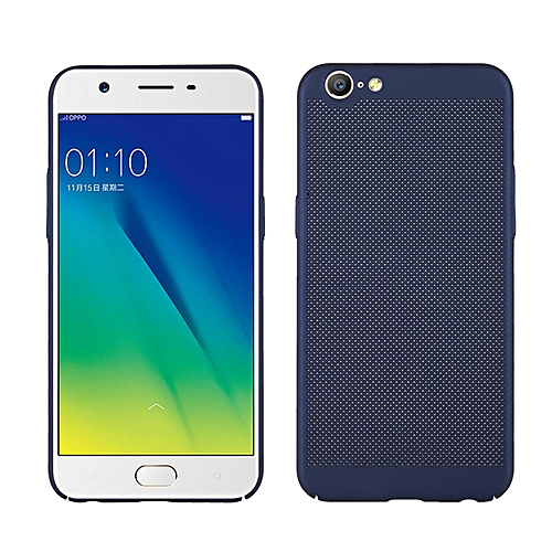 promo code fdf2d 16cd0 OPPO A57 Case, Ultra Slim Rugged Armor Hard PC Heat Dissipation Case  Anti-Scratch Protective Cover For OPPO A57 5.2