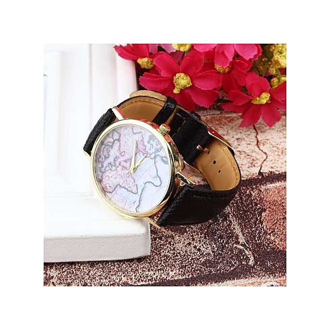 Buy generic vintage earth world map watch alloy women analog quartz vintage earth world map watch alloy women analog quartz wrist watches bk gumiabroncs Image collections