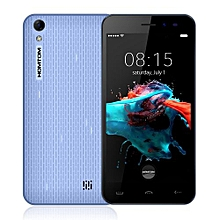 HT16 5.0 Inch Android 3G Smartphone Quad Core 1GB+8GB -BLUE