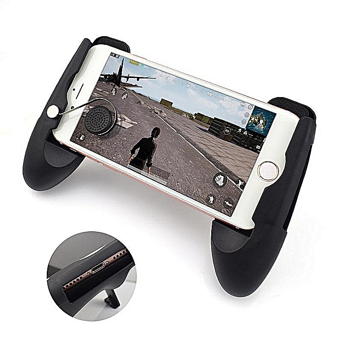 Data Frog Pubg Game Gamepad For Mobile Phone Game Controller Shooter  Trigger Fire Button For IPhone For Fortnite Out PLAYER