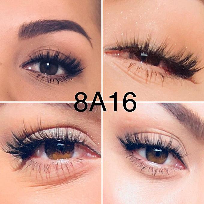 c4c6a1a9908 ... 50 pairs/lot Wholesale Eyelashes faux mink lashes Handmade false  eyelash 3D strip mink eyelashes