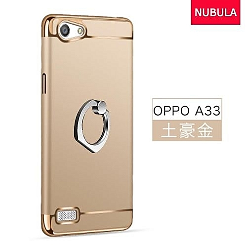timeless design e06cd 1f451 Phone Case For OPPO A33 / NEO7 3 In 1 Hard PC Protective Back Cover  Case/Anti Falling Phone Cover/Shockproof Phone Case With Metal Ring  (Color:c7)