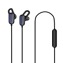 Xiaomi YDLYEJ03LM IPX4 Waterproof In-ear Sports Earphone Bluetooth Earbuds with Line Control Microphone Youth Edition - BLACK