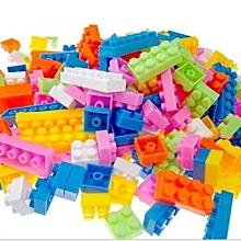 Plastic Building Blocks Kids Early Educational Toy