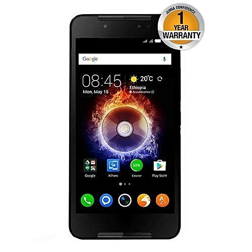 INFINIX Smart (X5010) 16GB, (Dual SIM) Sandstone Black